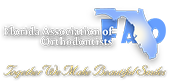 florida association  of orthodontics logo