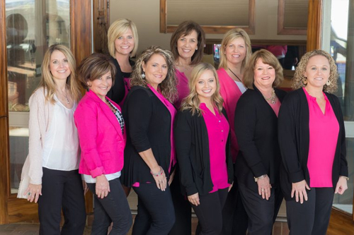 jacksonville orthodontic administrative staff of coastline orthodontics