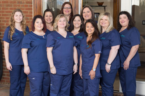 jacksonville orthodontic - clinical staff of coastline orthodontics