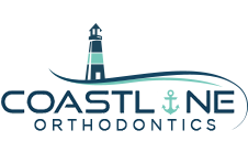 coastline orthodontics logo footer